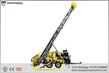 Trung Quốc Atlas Copco Construction Equipment Diamond Core Drill Rig With 5113NM Max Torque nhà cung cấp