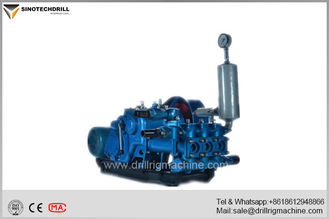 Trung Quốc 250 L/Min Flow Piston Drilling Mud Pump For Drilling Rig Mineral Exploration nhà cung cấp