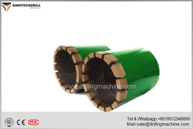 NW Casing Shoe Bit , CE & ISO Durable Impregnated Diamond Core Drill Bit